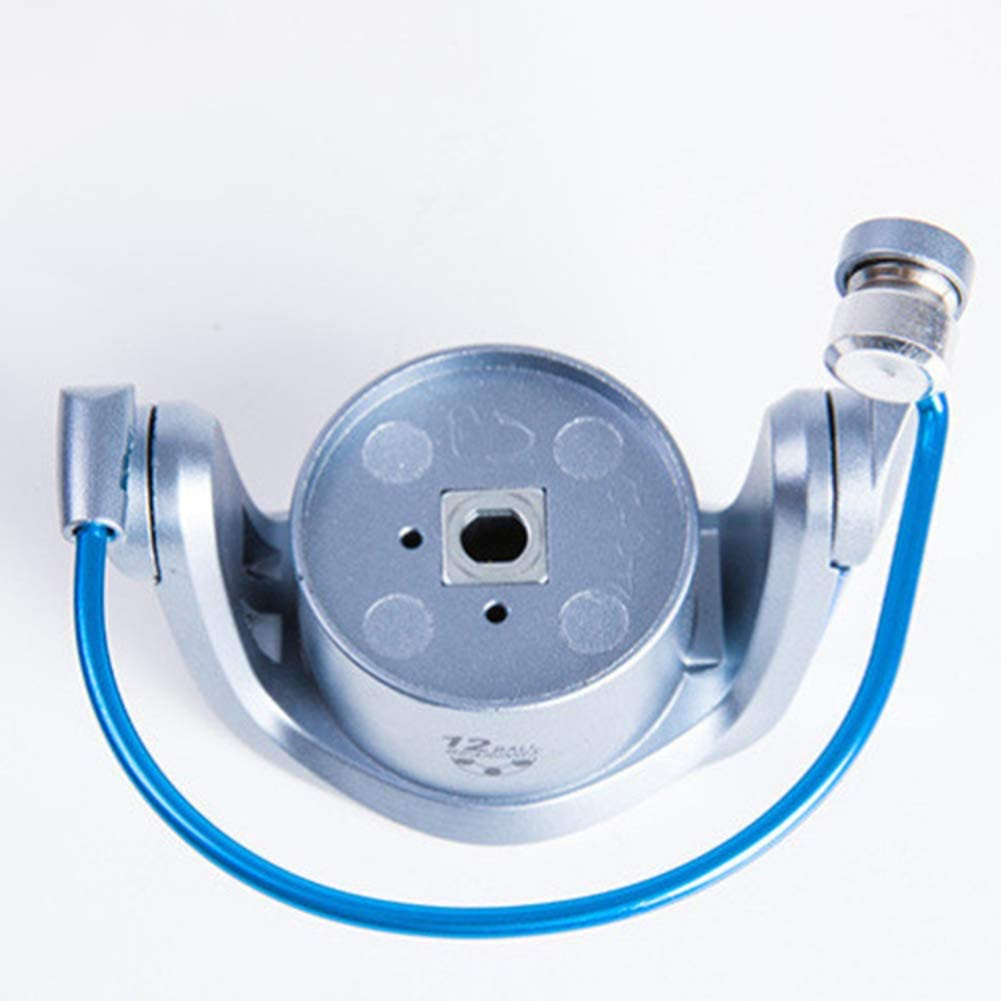 U-Form Radsitz f/ür Angeln FB2000 XIUHU Angelrolle faltbares Design mit einem Knopf Einheitsgr/ö/ße Salz und S/ü/ßwasser