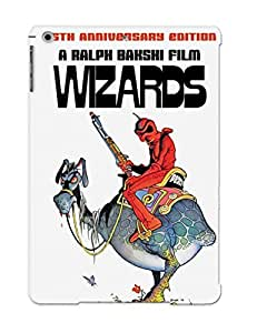 Ipad Air Case, Premium Protective Case With Awesome Look - Ralph Bakshi Wizard Get A Blu Ray Anniversary Package Dvds(gift For Christmas)