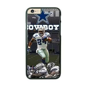 Best Diy iPhone 6 Plus Black cell phone case cover Dallas Cowboys NFL Hard cell phone n2pfRxdx6Lx case cover Unique