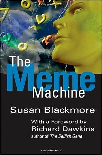 Amazon com: The Meme Machine (Popular Science) (9780192862129