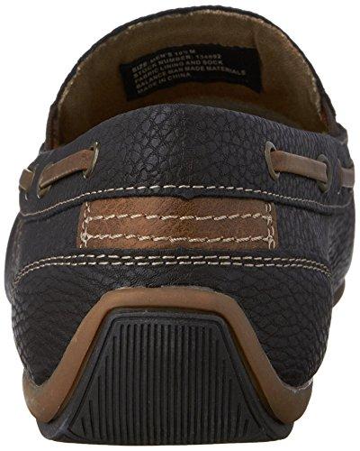 Gbx Heren Ludlam Slip-on Loafer Bruine