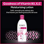 POND'S Triple Vitamin Moisturising Body Lotion, Gives 3x Moisturisation For Soft, Smooth, Radiant Skin in Winters, 300…
