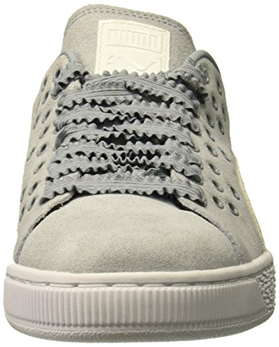 Xl Wn Baskets Mode Suede Quarry Pour Puma marshmallow Lace Femme pqnax5