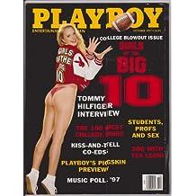 Playboy Magazine - october 1997