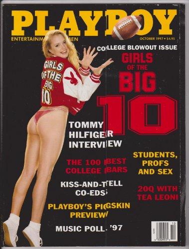 Playboy Magazine  October 1997