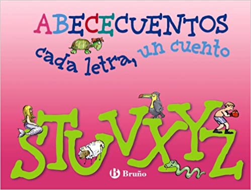 ABECECuentos cada letra, un cuento / Alphabet Stories, Each letter, A Story: S, t, u, v, x, y, z (Zoo) (Spanish Edition) (Spanish) Hardcover – March 22, ...