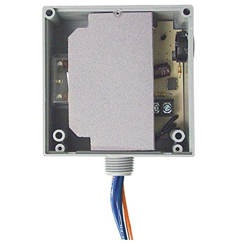 Functional Devices (RIB) RIBT24Z Enclosed Relay Hi/Low sep 30Amp 1 SPST-NO + 1 SPST-NC 24Vac/dc