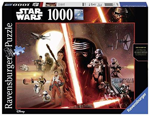 Star Wars Puzzle 1000 Premium Kylo Ren Captain Phasma Episode VII