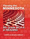 Passing the Minnesota 8th Grade MCA-II in Reading, Mike Kabel, Zuzana Urbanek, 1598070649