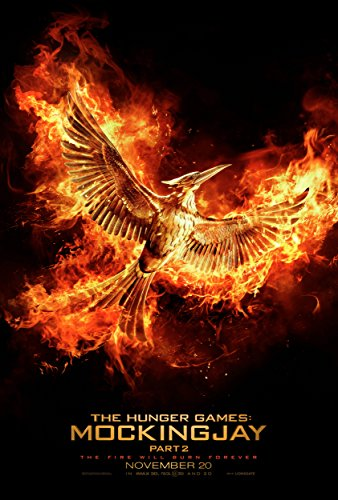 The Hunger Games: MockingJay Part 2 (2015) Movie Poster, 24 x 36