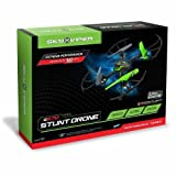 Sky Viper Stunt Drone S670 with 2 Rechargeable Batteries