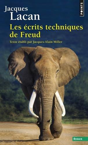 Le Séminaire. Les Ecrits techniques de Freud (1953-1954), tome 1 Poche – 2 septembre 1998 Jacques Lacan Seuil 2020352354 TL2020352354