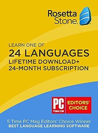 Rosetta Stone 24 Month Online Subscription + [BONUS] Lifetime Download