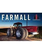 Farmall Tractor 2018 Calendar