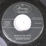 Richard Hayman 45 RPM Blues In The Night / La Strada Del Amore