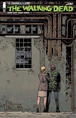 The Walking Dead #182