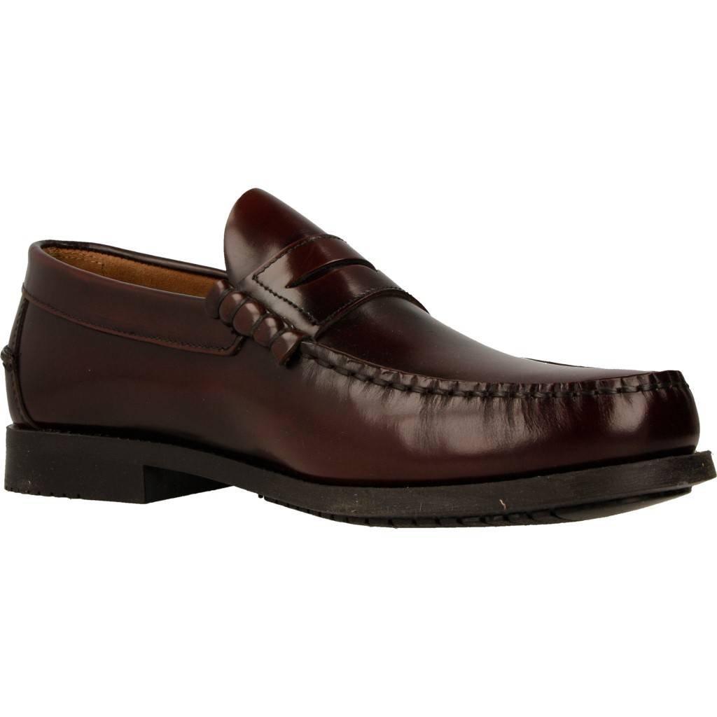 Mocasines para Hombre, Color Rojo, Marca PRIVATA, Modelo Mocasines para Hombre PRIVATA EX 13655 Rojo: Amazon.es: Zapatos y complementos