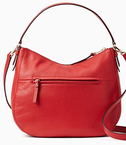 Women's Street Red Shoulder York New Kate Jackson Spade Bag Mylie wtOqZSCvx