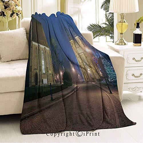 RWNFA Boy and Girl Blanket,Anti-Wrinkle Function,Suitable for Living Room Sofa,36