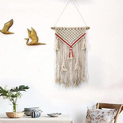 27 LX18 W Boho wall hanging,boho tapestry,macrame wall hanging,macrame tapestry,festival decor,Bohemia Woven Cototn Macrame wall hanging