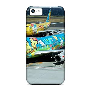 New Premium Mycase88 Boeing 747 Skin Cases Covers Excellent Fitted For Iphone 5c