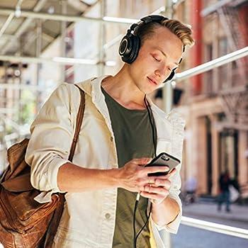Audio-technica Ath-m50x Professional Studio Monitor Headphones, Black 3