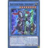YuGiOh : MP16-EN136 1st Ed Black Luster Soldier - Super Soldier Ultra Rare Card - ( Yu-Gi-Oh! Single Card )