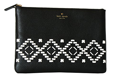 Spade 10 Inch Kate (Kate Spade Flynn Street Gia Leather Women's Clutch Wallet)