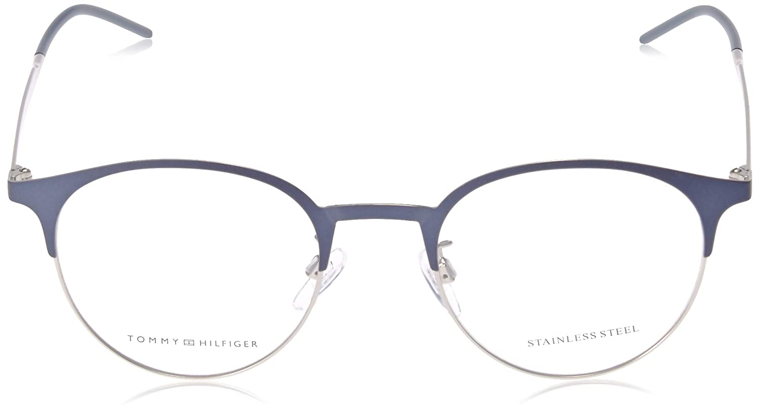 Palladium Tommy Hilfiger eyeglasses Metal Blue Metalic Palladium ECJ Metal Blue Metalic TH 1622 G ECJ