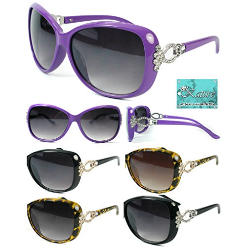 Wholesale-Lot-of-12-Ladies-Kature-Shades-Sunglasses-UV-400