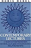 Contemporary Lectures, Doris Hebel, 0943358116