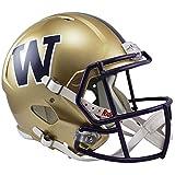 Washington Huskies Officially Licensed NCAA Speed Full Size Replica Football Helmet