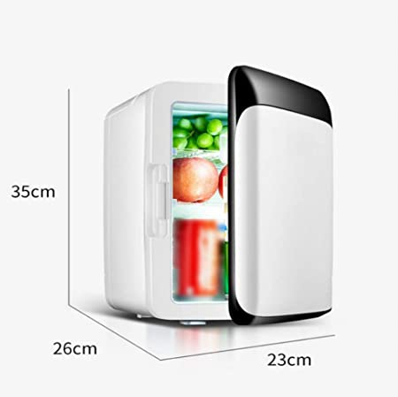 Mini Nevera térmica Frio Calor (Volumen de 10 litros, Poco Peso y ...
