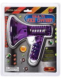 Tech Gear Multi Voice Changer (6.5-Inch Various Colors)