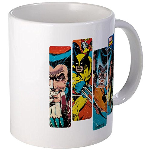 CafePress Wolverine Panel Mug Unique Coffee Mug, Coffee Cup