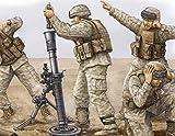 Trumpeter Modern US Marine M252 Team Figure