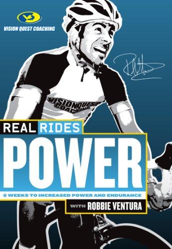 CycleOps realRides Power Indoor Trainer