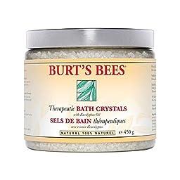Burt\'s Bees Therapeutic Bath Crystals 454g