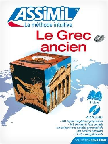 Le grec ancien. Con 4 CD Audio