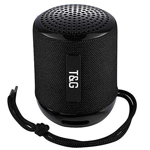 10WeRun TG 129 5W Bluetooth Mini Speaker Portable Wireless Subwoofers Outdoor Stereo Speakers with Mic USB TF Slot MP3 Music Player