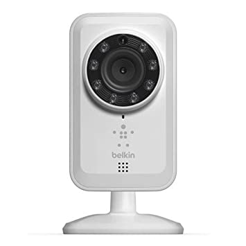 Amazon.com: Belkin NetCam Wireless IP Camera for Tablet and ...