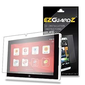 (1-Pack) EZGuardZ Screen Protector for Fuhu Nabi Elev-8 Nabi 3 Tablet (Ultra Clear)