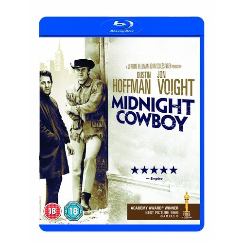 Blu-ray : Midnight Cowboy (Blu-ray)