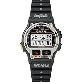 f8e249cd1841a Buy Timex Men s Quartz Watch Timex Ironman Traditional 8 Lap T5H961 ...