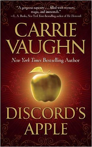 Book Discord's Apple