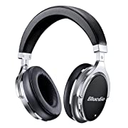 #LightningDeal 84% claimed: Bluedio F2 (Faith) Active Noise Cancelling Over-Ear Business Wireless Bluetooth Headphones with Mic