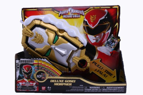 Power Rangers Megaforce Deluxe Gosei Morpher (Discontinued by -