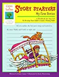 img - for Gifted and Talented Story Starters: My First Stories (Gifted & Talented Workbook) by Diane Cuneo (1995-04-02) book / textbook / text book
