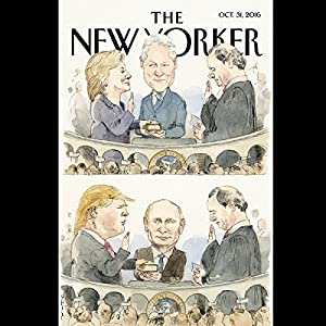The New Yorker, October 31st 2016 (George Packer, Joan Acocella, Alex Ross) Periodical