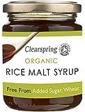 Organic Malt Syrup Rice 330g